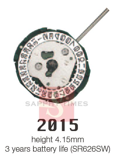 MIYOTA 2015 цана US$4.6/шт