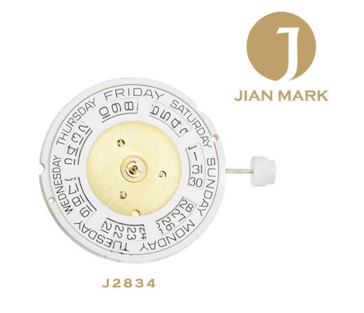 JIAN MARK movimentos J2834